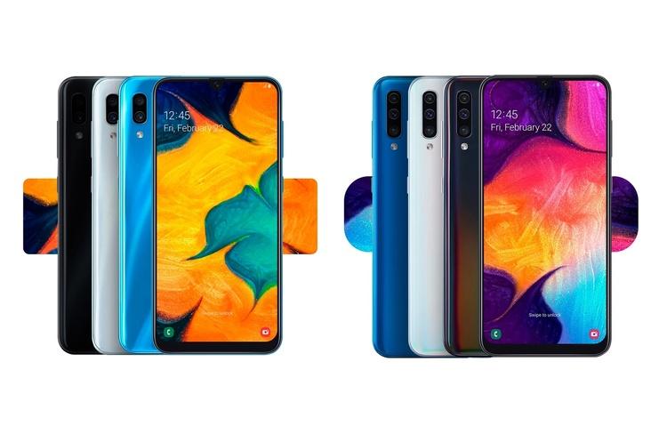 Samsung відповів на виклик китайських виробників смартфонів новою А-серією