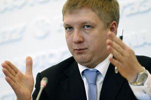 Коболєв: «Газпром» почав офіційно повідомляти країни, що з 2020 року транзиту газу через Україну не буде