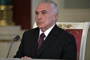 Колишнього президента Бразилії затримали у справі про корупцію