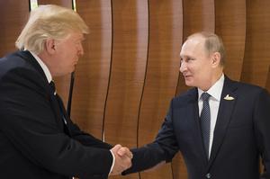 Трамп відмовився розкривати суть своїх розмов із Путіним