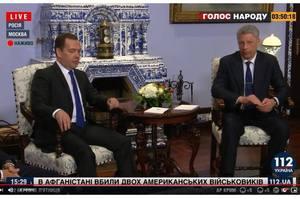 Бойко й Медведчук приїхали в Москву домовлятися про новий газовий контракт