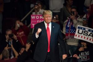 Трамп вперше скасував санкції, введені його урядом