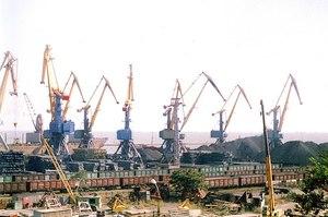 Маріупольський морський порт перевалив перший мільйон тонн вантажів в 2019 році