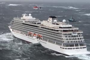 Аварія круїзного лайнера Viking Sky: всіх пасажирів врятовано
