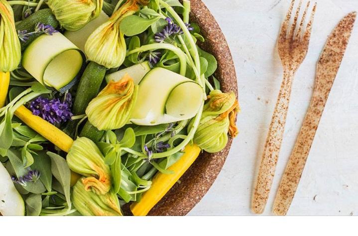 В Україні виготовлятимуть одноразовий посуд з висівок, який розкладається за 30 днів