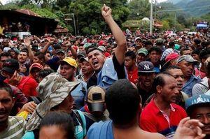 Караван мігрантів із Центральної Америки та Куби почав рух до кордону із США
