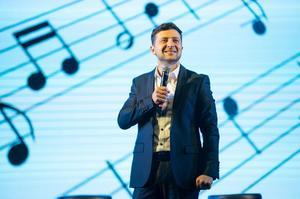 Зеленський: «Наша передвиборча кампанія сьогодні коштує 70 млн грн»
