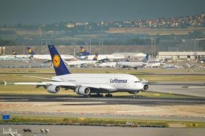 Аеропорт Франкфурта скасував 46 рейсів через проблеми з програмним забезпеченням