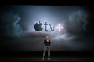Apple представила свій новий стримінговий сервіс