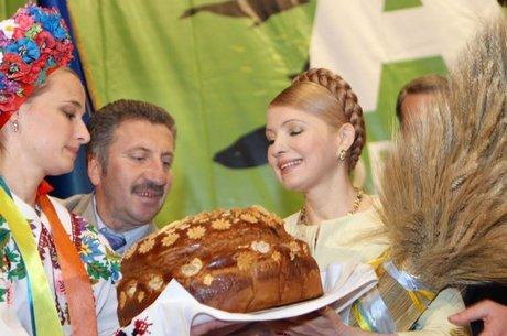 Кандидатська з економіки. Юлія Тимошенко й аграрії