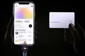 Apple представила власну банківську карту з оформленням в Apple Pay