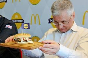 Гендиректор «МакДональдз Юкрейн» йде у відставку