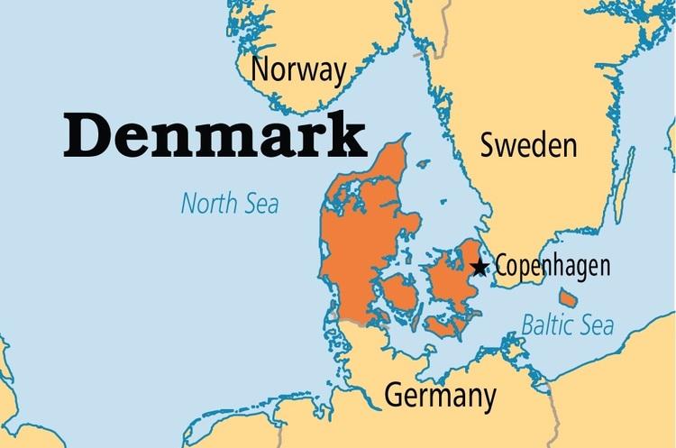 Данія не дозволила «Газпрому» прокладати «Північний потік – 2» у своїх водах