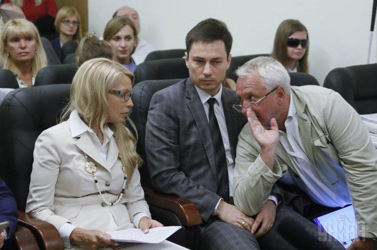 Кандидатская по экономике. Юлия Тимошенко и газ