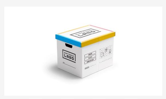 Поки інші зосереджені на нових технологіях, Nintendo почала продаж ексклюзивних картонних коробок