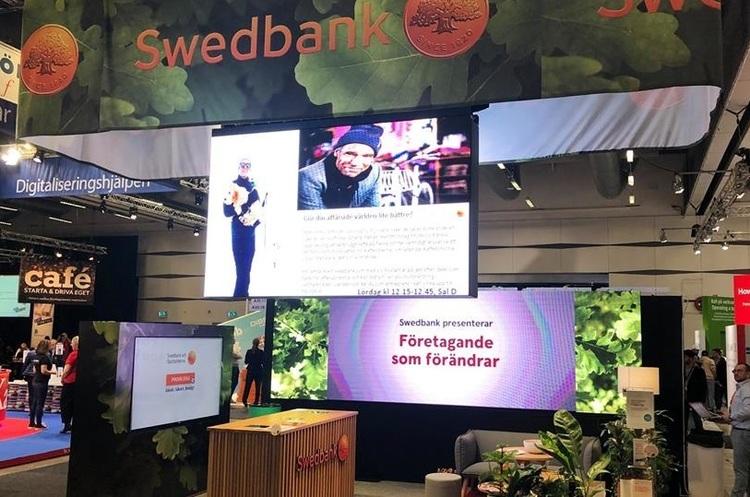 Гендиректора шведського Swedbank відправили у відставку через відмивання грошей Януковича