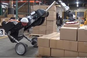 Boston Dynamic показала свого вдосконаленого робота-вантажника (ВІДЕО)