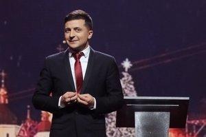 Кандидатська з економіки. Володимир Зеленський, жарти, ТВ і гроші
