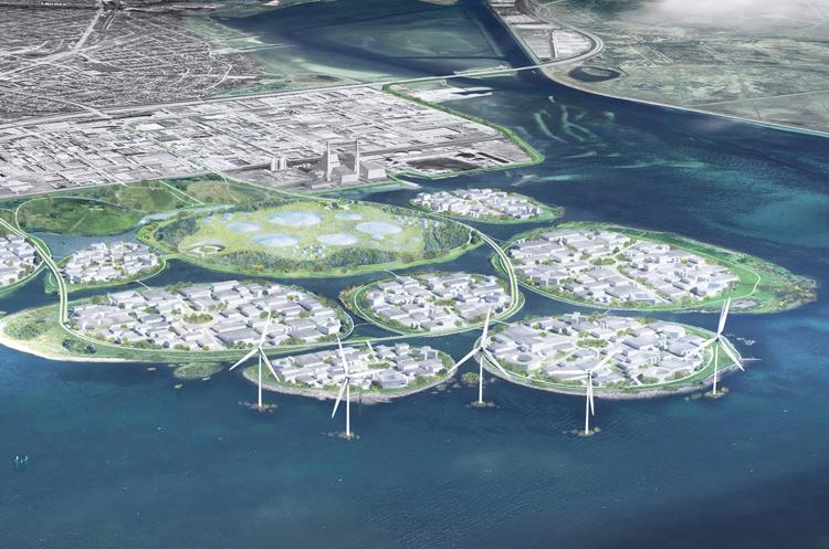 Міста йдуть у море: 3 мега-проекти рукотворних архіпелагів