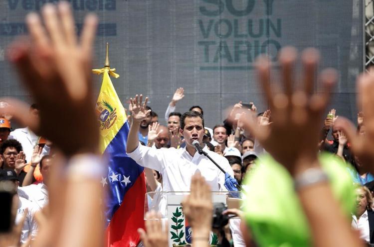 Гуайдо позбавили депутатської недоторканості