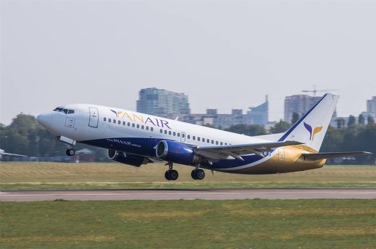Державіаслужба дозволила YanAir здійснювати польоти до Швеції, Німеччини та Іраку