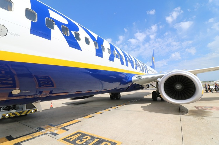 Ryanair анонсує запуск нових рейсів до Польщі