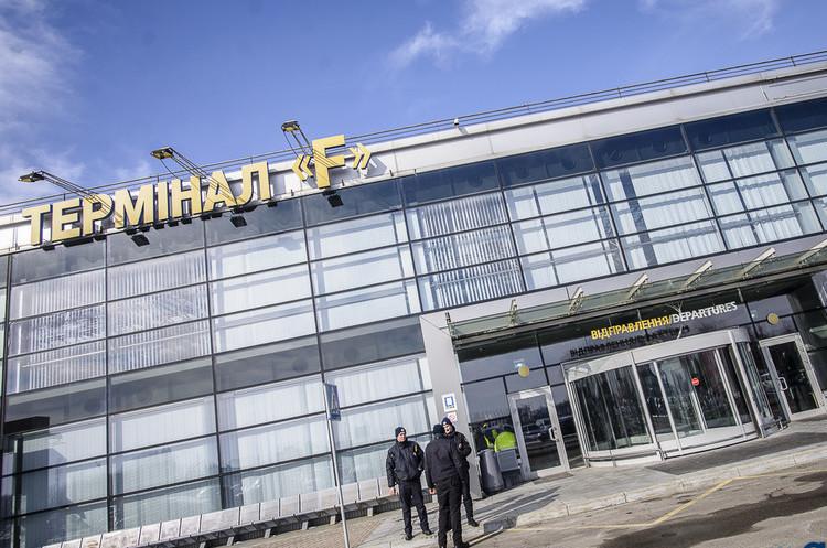 На чому планує заробляти термінал F аеропорту Бориспіль