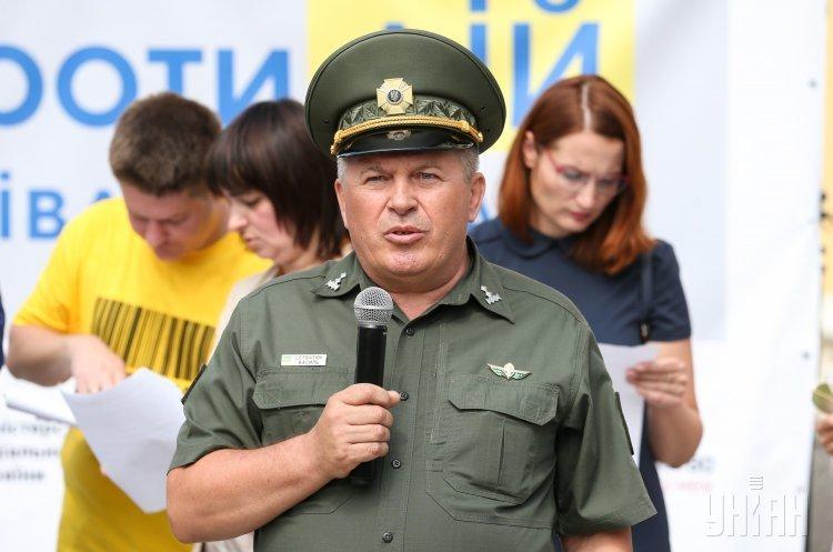 Порошенко звільнив першого заступника голови Державної прикордонної служби