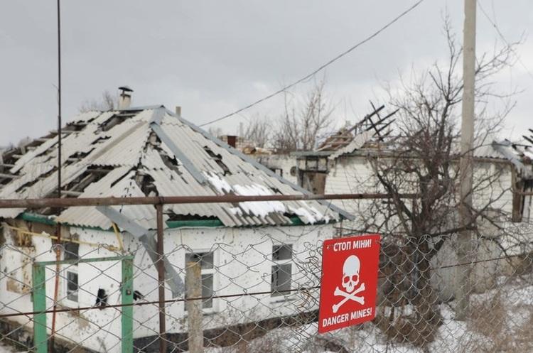 ООН: Україна – третя країна в світі за кількістю людей, що підірвалися на мінах