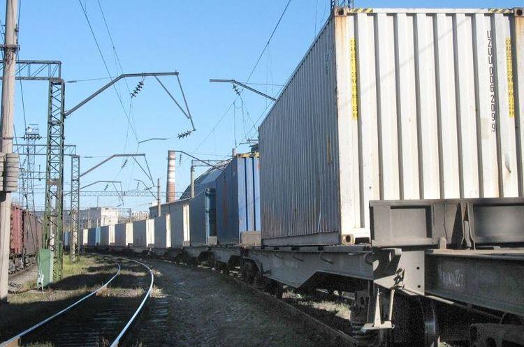 «Укрзалізниця» запустила новий регулярний контейнерний потяг до Польщі