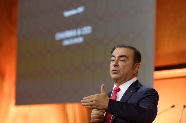 Карлоса Гона виключили зі складу ради директорів Nissan
