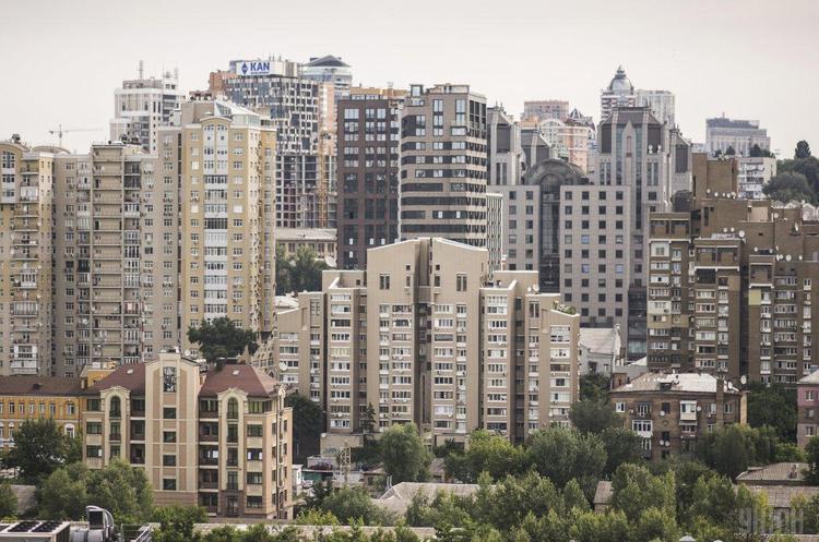 Житло в новобудовах Києва подорожчало на 4% з початку року