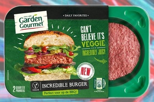 Nestle починає випускати вегетаріанські гамбургери з «рослинним м'ясом»