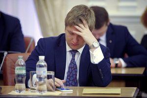 Глава «Нафтогазу» Коболєв витратив на благодійність 3,2 млн грн