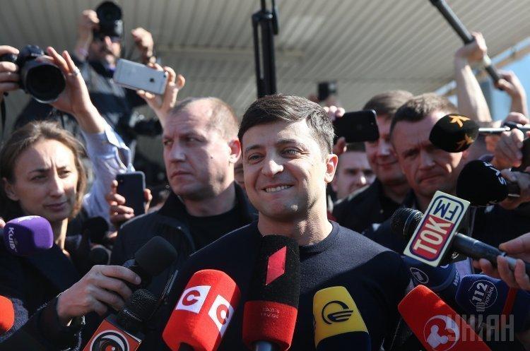 Штаб Зеленського надав розширений список своїх експертів