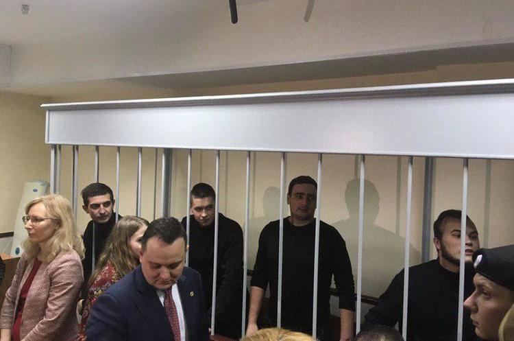 Російська правозахисна організація «Меморіал» визнала українських моряків політв'язнями
