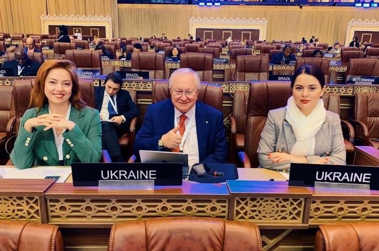 Українську резолюцію вперше прийняли на асамблеї Міжпарламентського союзу