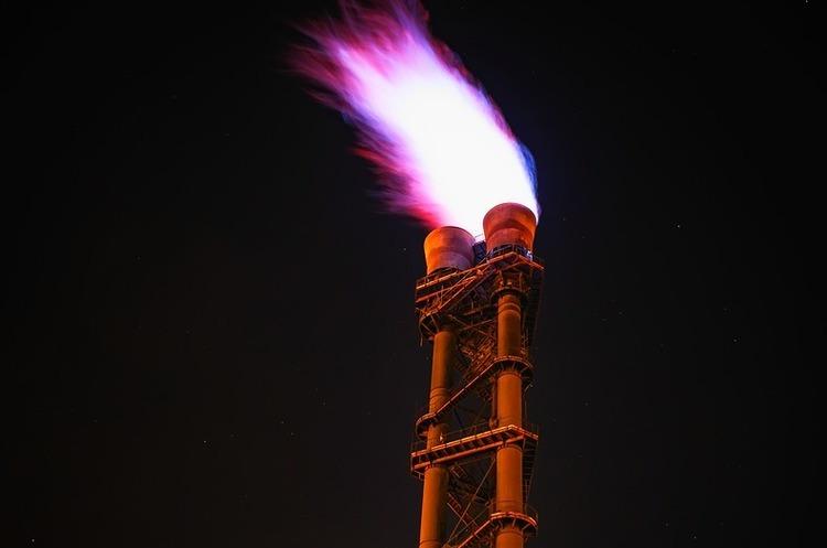 У США уже два тижні ціни на природний газ є нижчими нуля