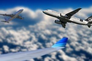 Акції Airbus ростуть на фоні кризи Boeing, але торгова війна загрожує їм обом