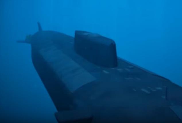 ЗМІ назвали дату спуску на воду в РФ першого підводного човна – носія ядерних «Посейдонів»