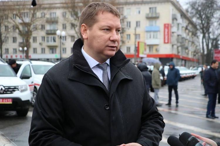 Порошенко звільнив главу Херсонської ОДА Гордєєва