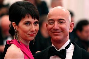 Найдорожче розлучення в історії: колишня дружина засновника Amazon отримала $35 млрд