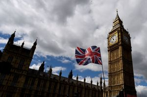 Невідомий протаранив автомобіль посла України в Лондоні