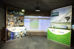 lifecell та IoT Ukraine розгорнули мережу інтернету речей у трьох обласних центрах України