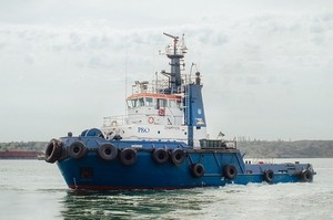 P&O Maritime «зайшла» в Одеський порт