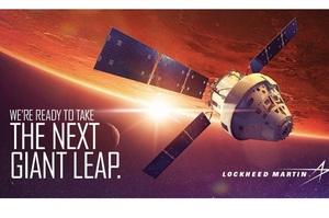 Lockheed Martin випустив серію парфумів з ароматом космосу