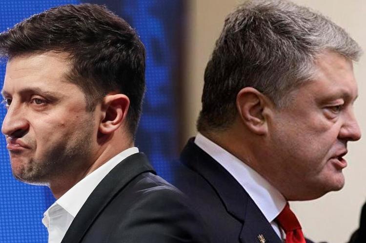 Команди Порошенка і Зеленського домовились про дебати 19 квітня
