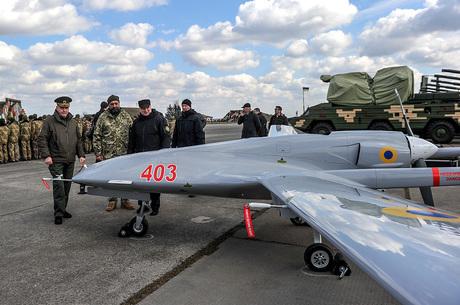 Война дронов: как Украина внедряет ударные беспилотники
