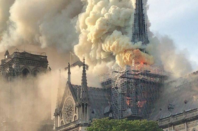 Французький бізнесмен пожертвував 100 млн євро на реставрацію собору Паризької Богоматері