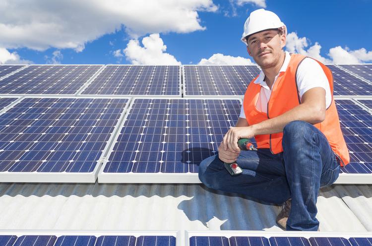Першу сонячну електростанцію на 5,7 МВт заклали на Сумщині